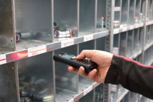 Bluetooth Barcodescanner