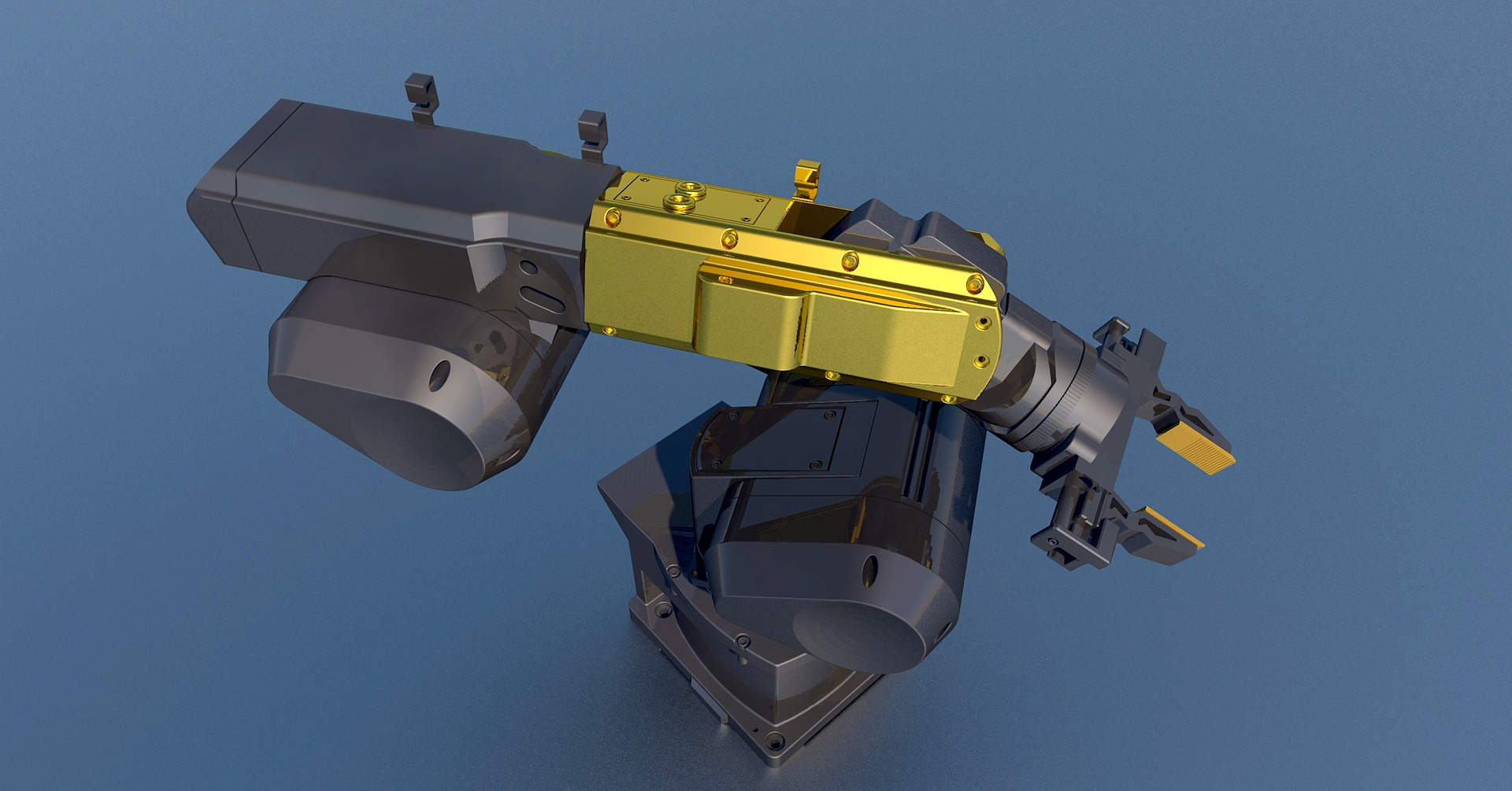 Roboterarm Modell